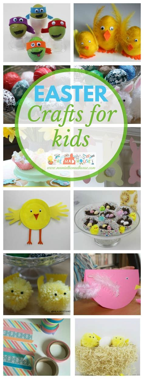 easter activities for easter crafts activities and food for kids mum in the madhouse
