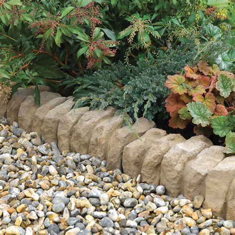 garden rocks lowes lowes landscape edging syrup denver decor