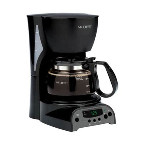 Mr. Coffee 4 cup Programmable Coffee Maker (drx5 rb