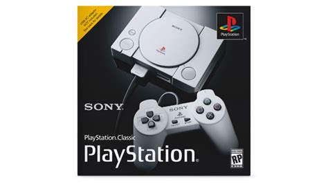 sony just announced the 100 playstation classic console