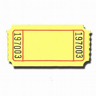 Arcade Ticket Clipart Movie Blank Webstockreview