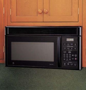 ge jvmbj  cu ft   range microwave oven