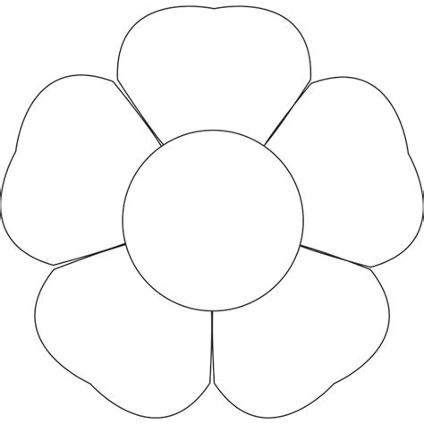library  flower cutout clip art royalty  library png