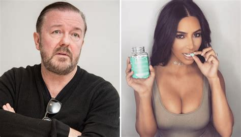 Ricky Gervais hits out at Kardashians over 'embarrassing ...