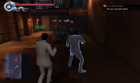 yakuza  walkthrough chapter  conspiracy yakuza
