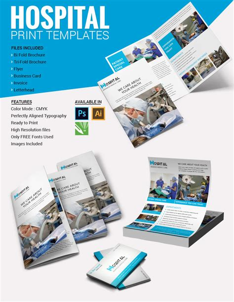healthcare brochure templates free download medical brochure template 39 free psd ai vector eps