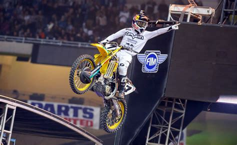ama motocross 2014 results 2014 ama supercross detroit results motorcycle com news