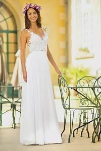 Tenue Mariage Boheme : tenue mariage ete 2018 ~ Dallasstarsshop.com Idées de Décoration