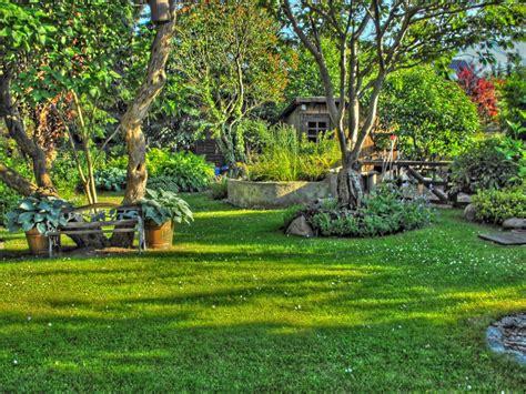 Mein Schöner Garten Hdr Foto & Bild Bearbeitungs