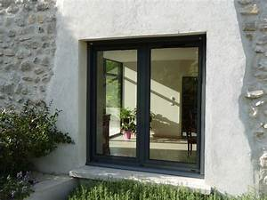 Menuiserie c2ef fenetre porte de garage porte d39entree for Fenétre en aluminium prix