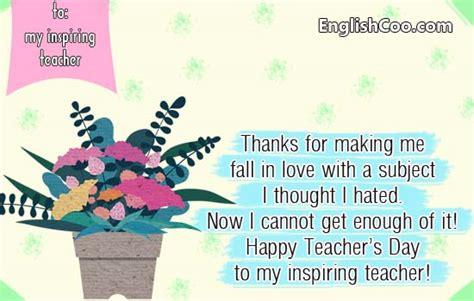 ucapan selamat hari guru  bahasa inggris happy