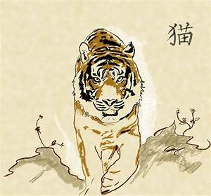 Chinese Tiger by Reillyington86 on DeviantArt