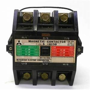 Mitsubishi Electric Corporation Magnetic Contactor Type S