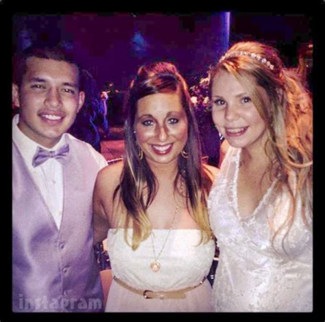 javi marroquin and kailyn lowry wedding photos