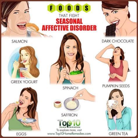 best seasonal affective disorder l 10 foods that fight seasonal affective disorder top 10