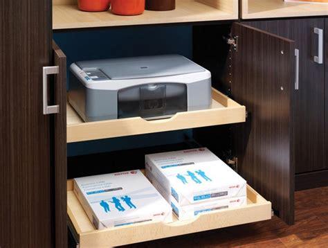 cachee bureau aménagement bureau maison compact et fonctionnel