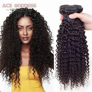 Brazilian Kinky Curly Virgin Hair 3Bundles Mink Brazilian ...