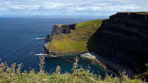 irland cliffs  moher  hintergrundbild