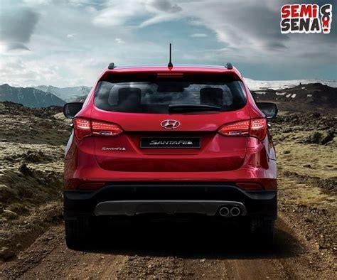 Gambar Mobil Hyundai Santa Fe by Harga Hyundai Santa Fe Review Spesifikasi Gambar Juli