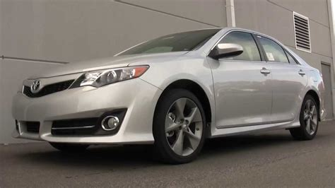 2014 Toyota Camry Review by 2014 Toyota Camry Se Review Near Clarksville Oxmoor Toyota
