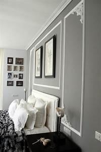 Graue Farbe Wand : chic design graue wand wohnzimmer streichen grau liebenswert ideen badezimmer betongrau ebay ~ Sanjose-hotels-ca.com Haus und Dekorationen