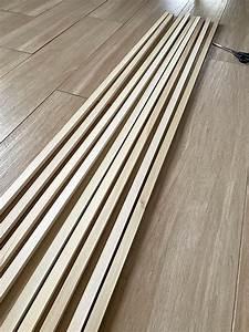 Diy, Wood, Slat, Walls