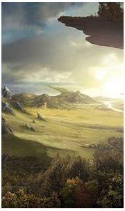 Fantasy Landscape Wallpapers HD | PixelsTalk.Net