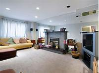 family room ideas A Family Room Fit for the Holidays   Divine Design   HGTV