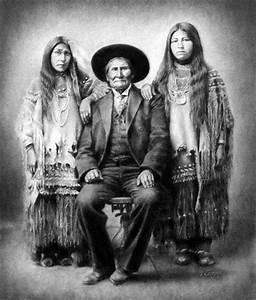 Apache Chief Geronimo: a fierce warrior and leader ...