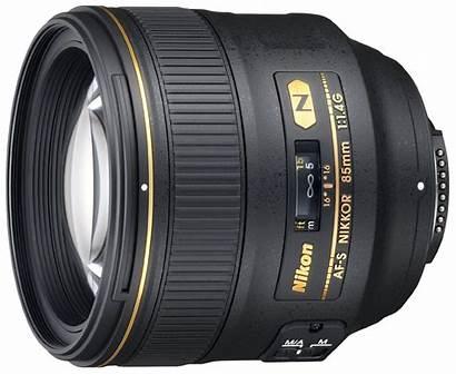 Nikon Lens 85mm Nikkor Af 4g