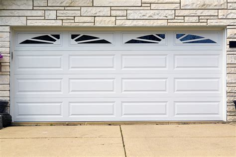 White Garage Doors by Top 5 Color Choices For Garage Doors Debi Collinson Designs