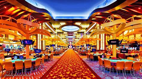 Resorts World Sentosa Casino In Singapore Sentosa