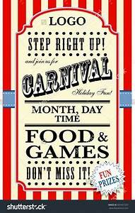 Fun Day Poster Template 10 Best School Carnival Flyers Images Carnival School