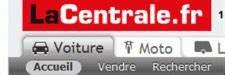 Centrale Du Particulier Auto : la centrale des particuliers auto argus ~ Gottalentnigeria.com Avis de Voitures
