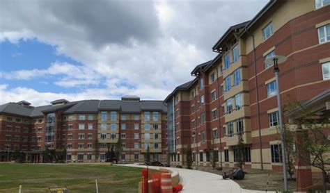 binghamton university east campus housing projects