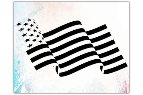 Wavy American Flag Svg – 374+ SVG Cut File
