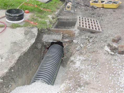 drainage solution storm drain repair raleigh drainage solutions by raleigh paving