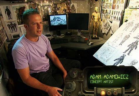 Bethesda Concept Artist Adam Adamowicz Passes Away Giant