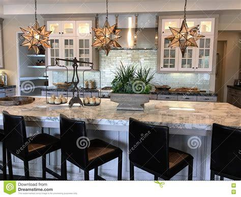 photos de belles cuisines modernes cuisine moderne photo stock image 70708072
