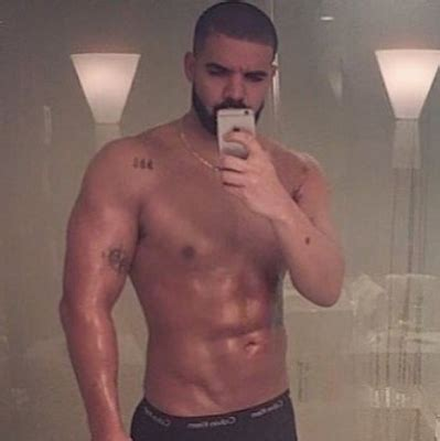 puts his shirtless bod on display in new selfie following up with rihanna