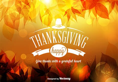 Happy Thanksgiving Images Free Vector Happy Thanksgiving Background Free