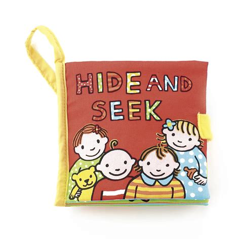 Hide And Seek Buch by Buy Hide And Seek Book At Jellycat