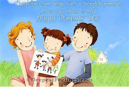 Parents Greeting Cards Card Parent Friendship Wishes