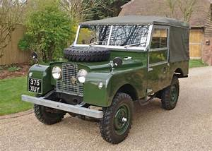 Land Rover Serie 1 : land rover defender series 1 s to be restored and sold ~ Medecine-chirurgie-esthetiques.com Avis de Voitures