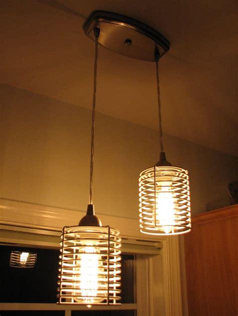 Ikea Light Fixtures Bathroom by Ikea Bathroom Metal Baskets Spray Paint Pendant Light