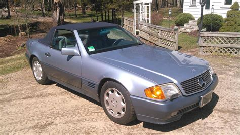 50s ls for sale 1994 mercedes benz 500sl for sale 2050472 hemmings