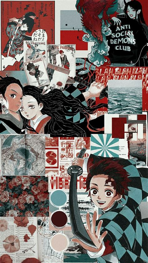kimetsu  yaiba lockscreen wallpapers bonitos animes