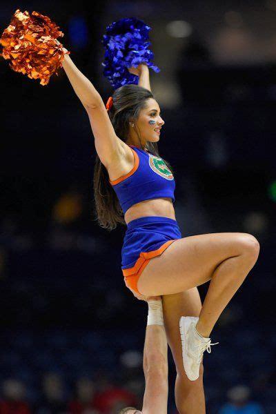 amazing sec basketball tournament cheerleaders