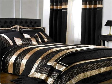 resemblance  black  gold bedding sets  adding