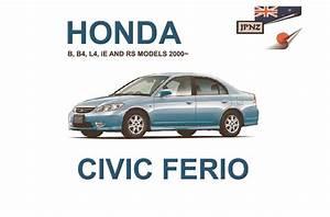 Honda Owners Manual Nz